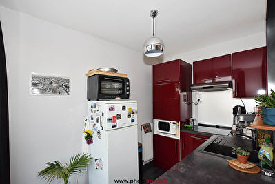 En exclusivité , Clermont-Ferrand, appartement de 30.55 m2